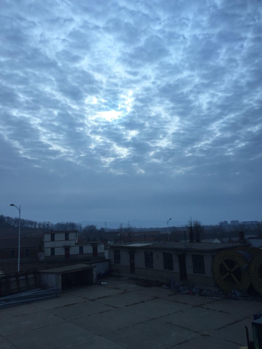 长海县天气预报