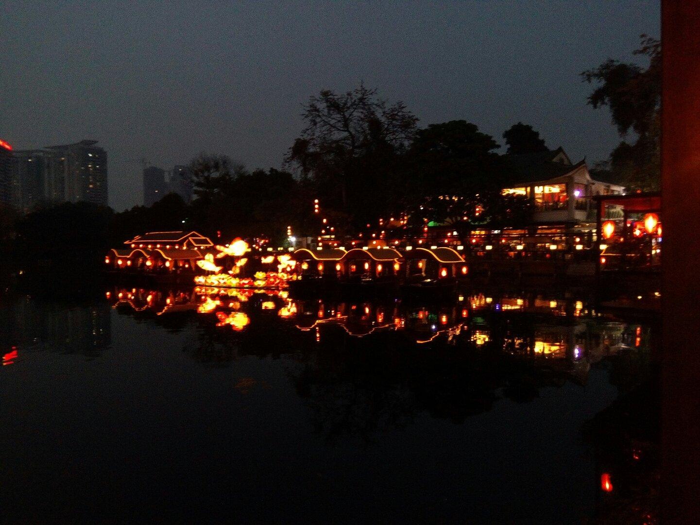 广东省广州市荔湾区昌华女生鱼栏初中_圣域之光描写可爱分享外貌大街街道的图片