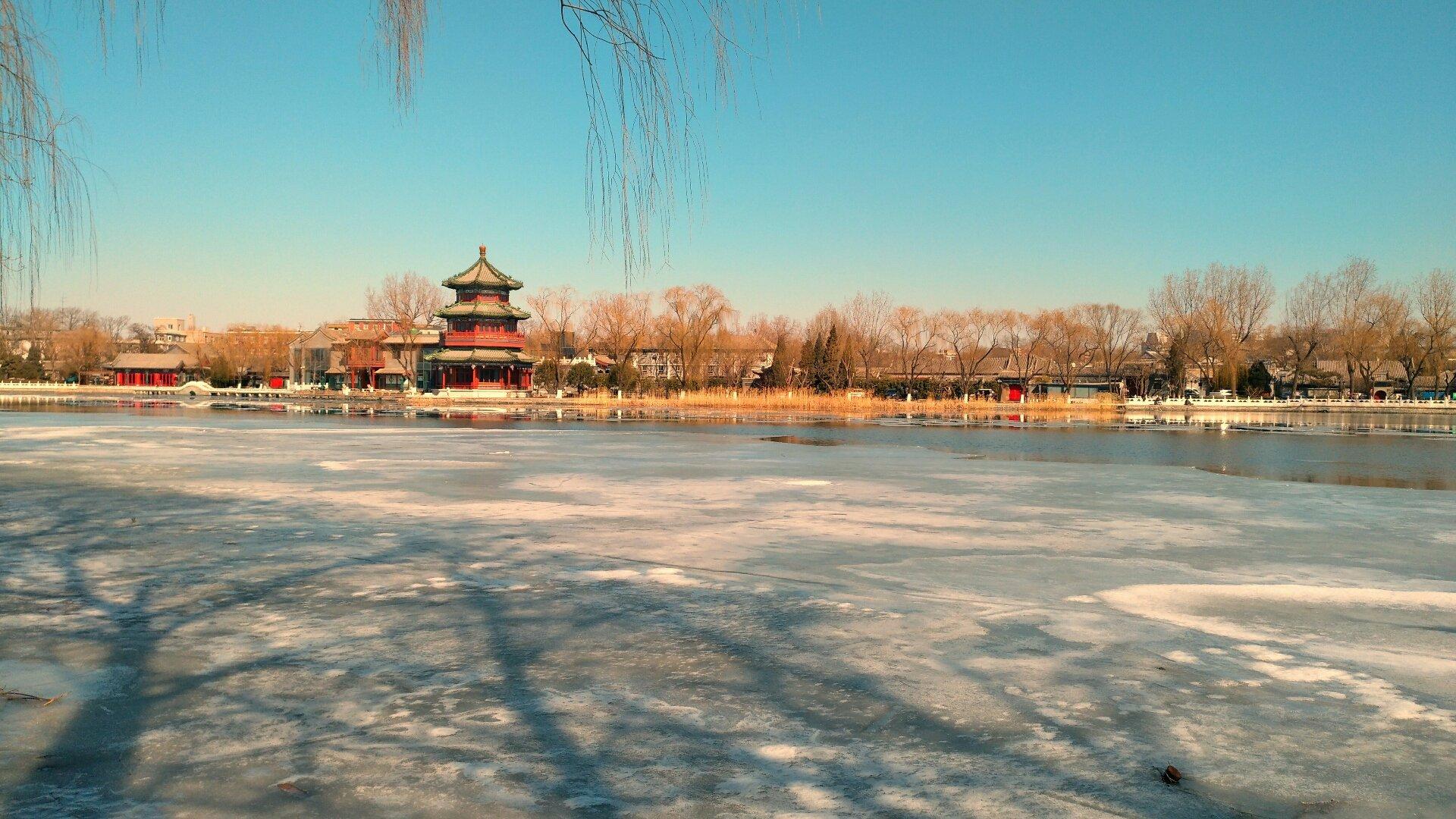 北京市西城区什刹海街道后海南沿3号什刹海天气预报
