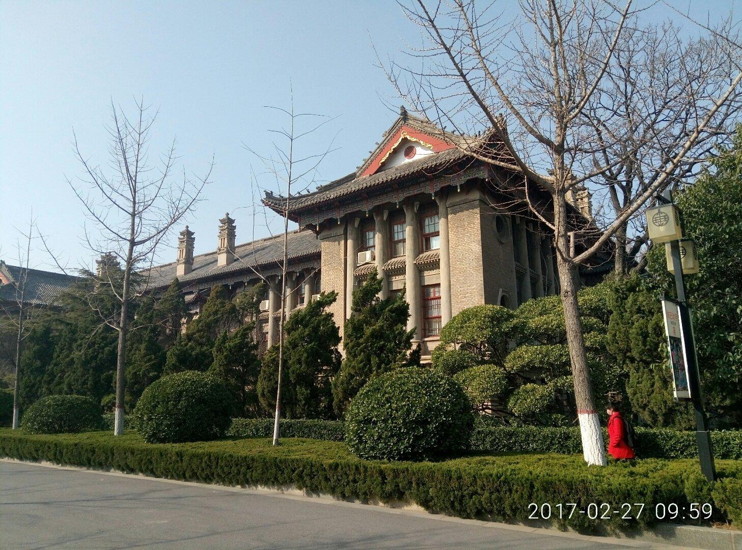 河南大学_河南省开封市顺河回族区明伦街靠近中国建设银行(河南大学支行)天气