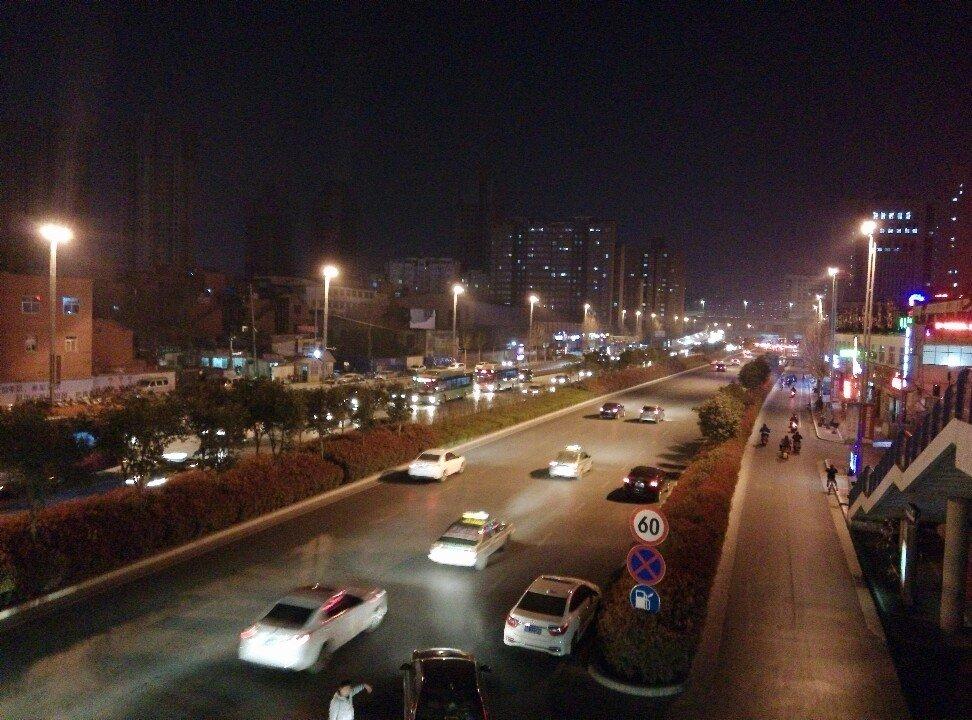 河南省郑州市二七区陇海中路靠近欧亚大酒店(大学北路)天气预报图片