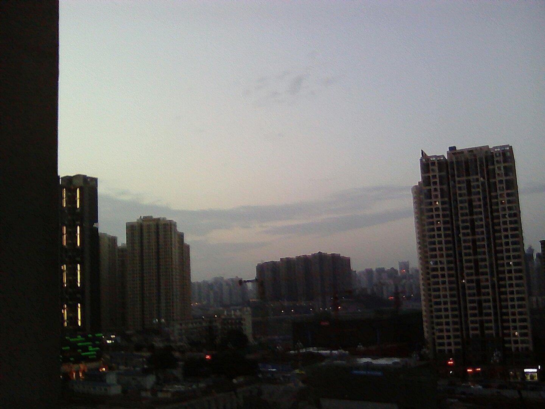 重庆市九龙坡区盘龙路靠近重庆新渝医院天气预报