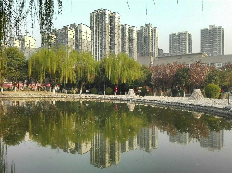 陕西省西安市未央区.a4l低音高中图片