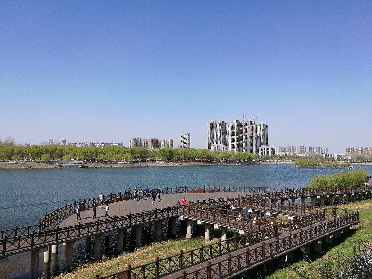 河南省漯河市郾城区沙北街道沙澧河风景区天气预报