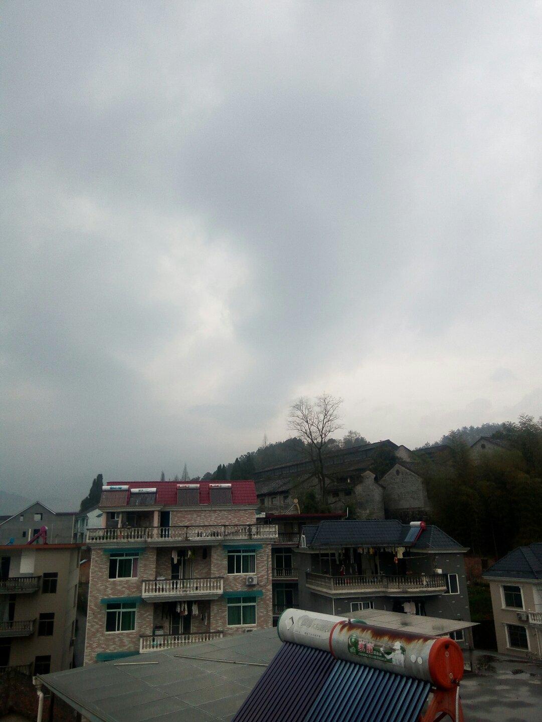 浙江省丽水市遂昌县梅溪路靠近水阁宾馆(水阁路)天气预报图片
