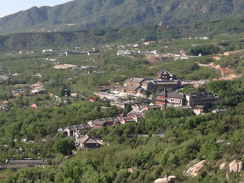 北京市海淀区龙泉寺北路靠近北京凤凰岭自然风景公园-荫凉亭天气预报