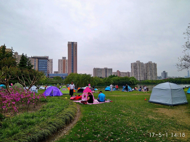 上海市杨浦区五角场镇黄兴体育运动公园黄兴全民体育公园
