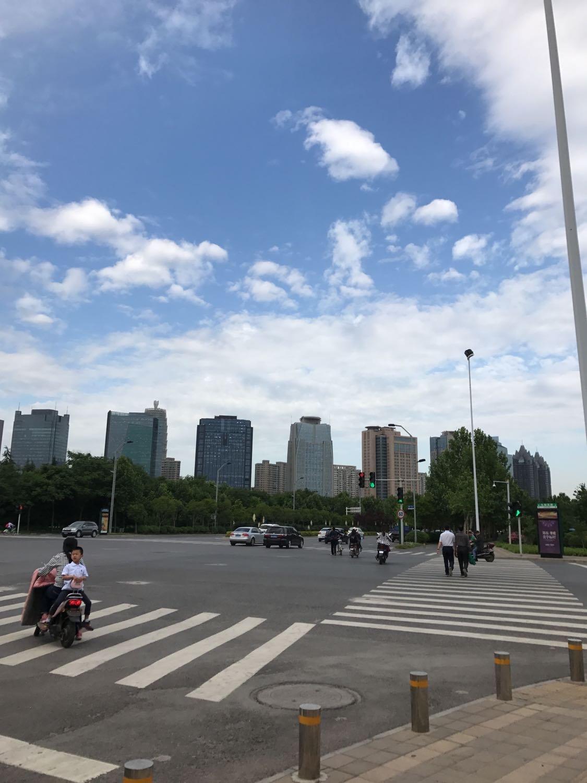 郑州市金水区九如东路22号天气预报