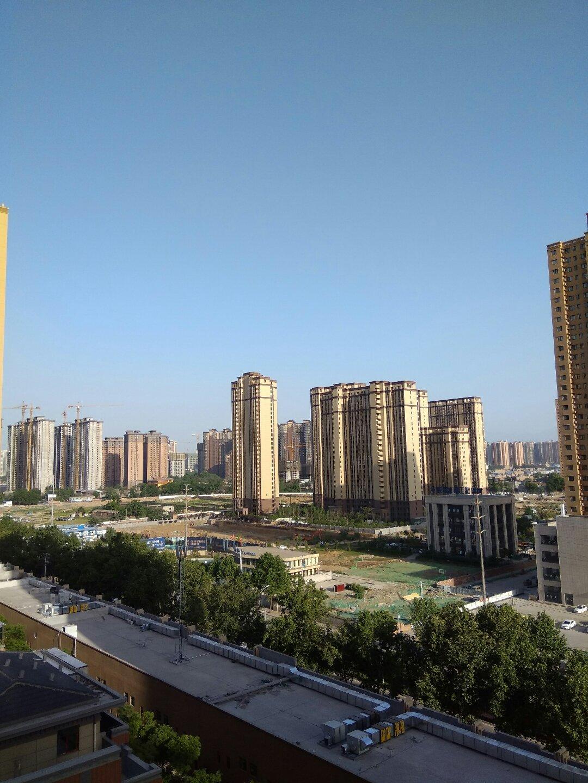 陕西省西安市未央区阿房一路靠近海伦春天天气预报照片贵糖高中图片