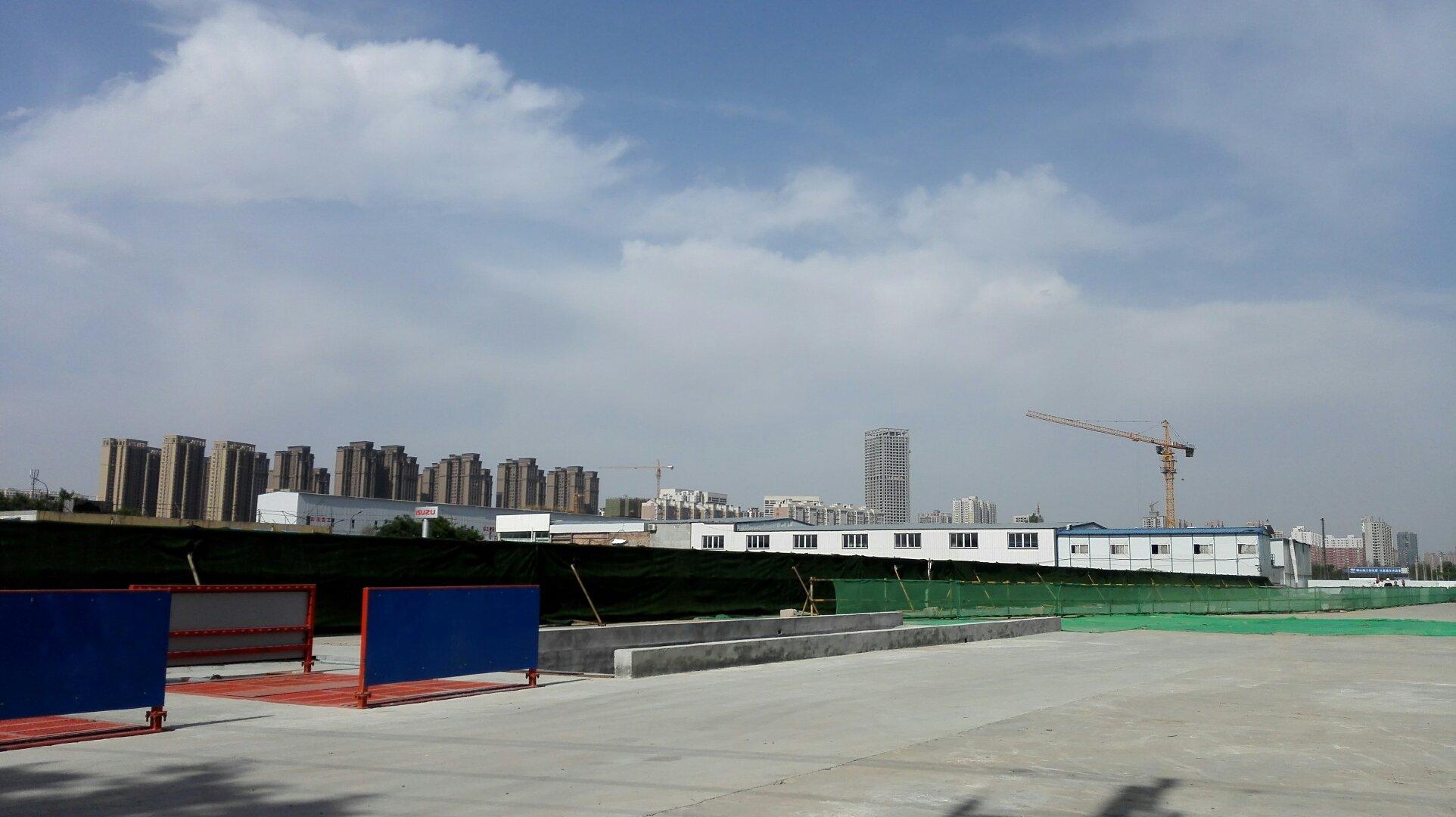 陕西省西安市未央区西安高中引领许昌天越靠近机械设备八路天气天台井源图片