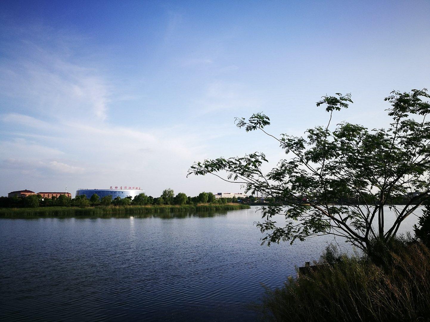 江苏省南通市海安县城东镇七星湖社区警务室七星湖生态园天气预报
