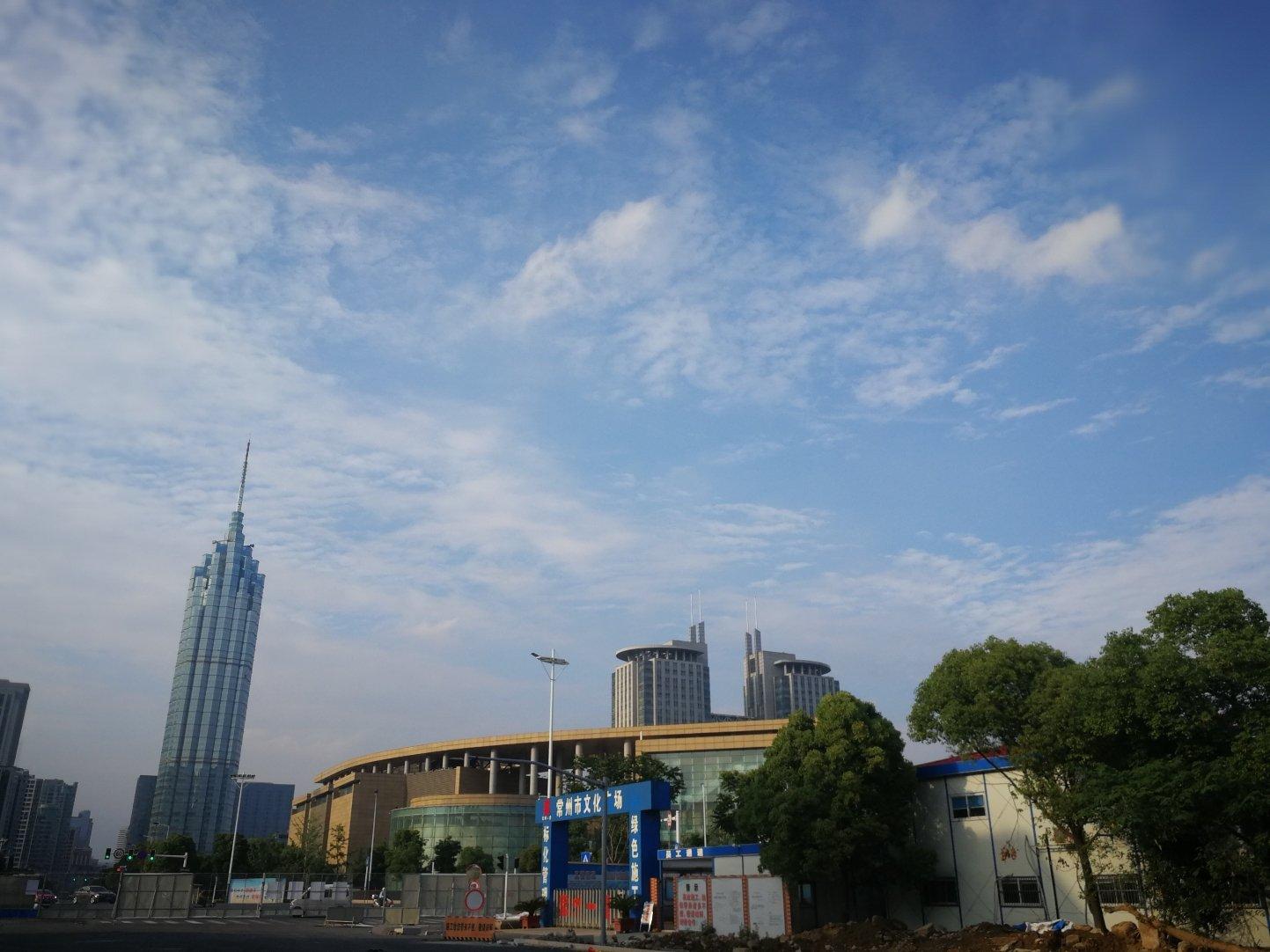 江苏省常州市新北区三井街道龙城大道天气预报