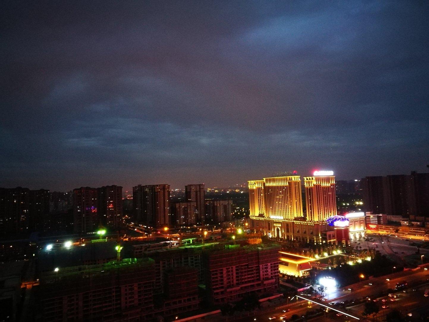 先锋亚洲区_陕西省西安市未央区二环北路东段辅路靠近先锋花园南区天气预报