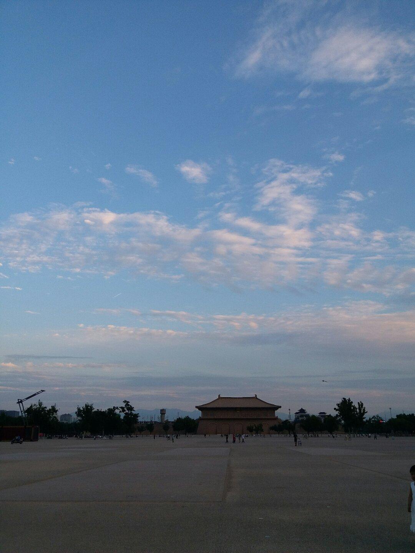 陕西省西安市未央区大明宫公园高中天气预报大连遗址图片大全图片