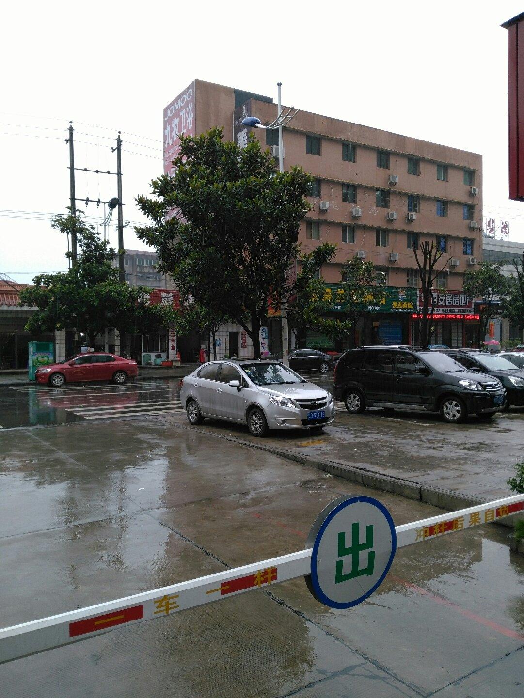 湖北省荆州市公安县荣军路靠近公安县人民医院天气预报