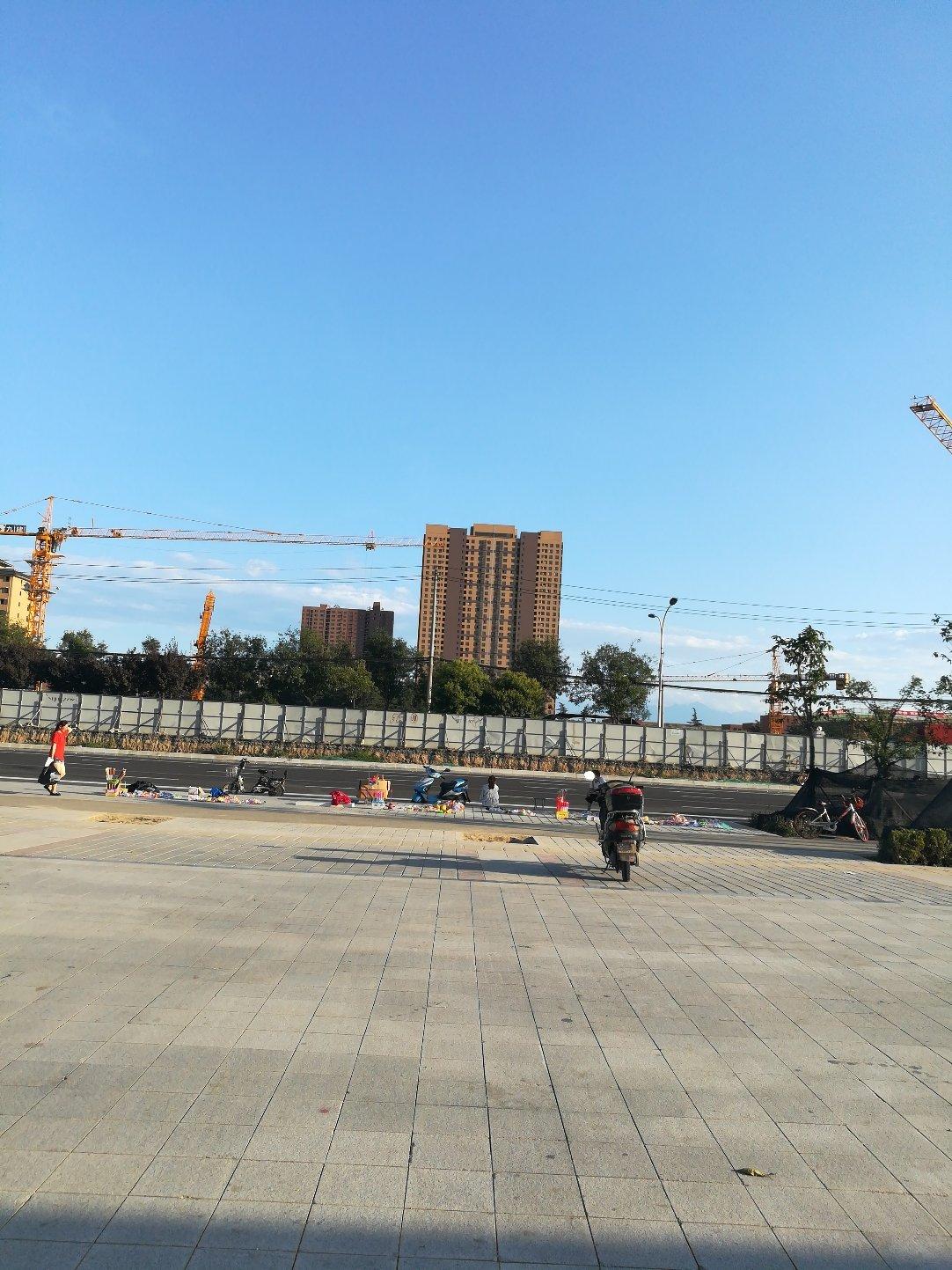 陕西省西安市未央区沣东大道靠近西安沣东天气综合投资文化发展普通高中素质图片