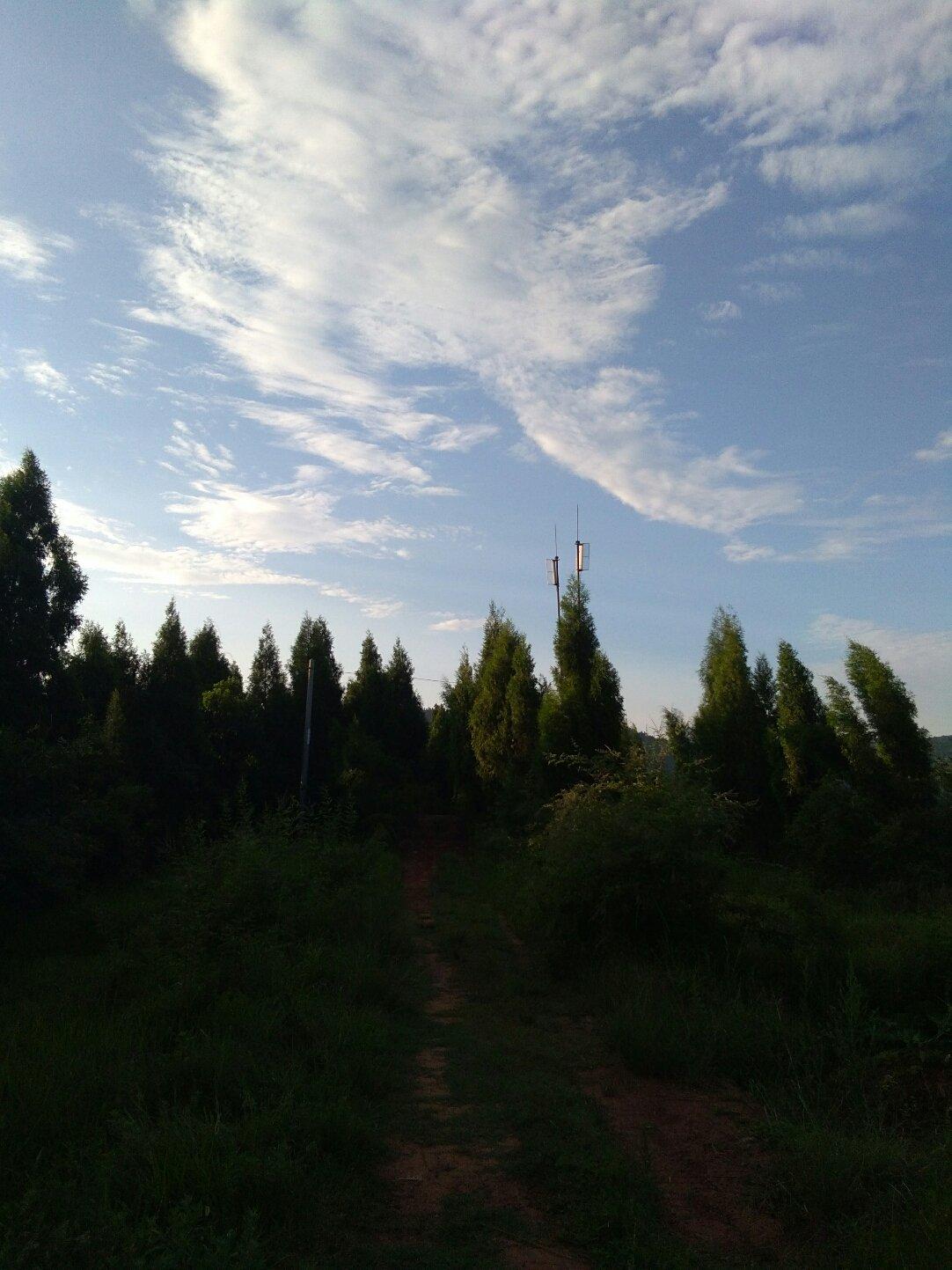 四川省德阳市罗江县回黑路靠近龙台山天气预报
