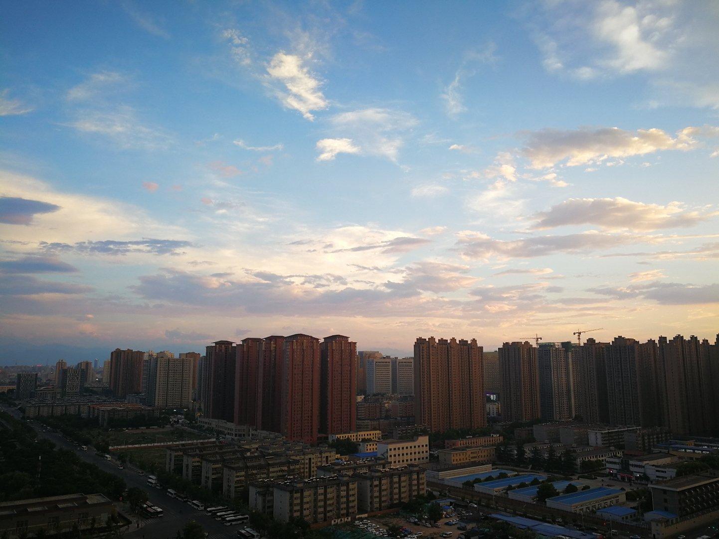 陕西省西安市未央区张家堡蓝天开元路110号物理华庭题光学高中街道图片