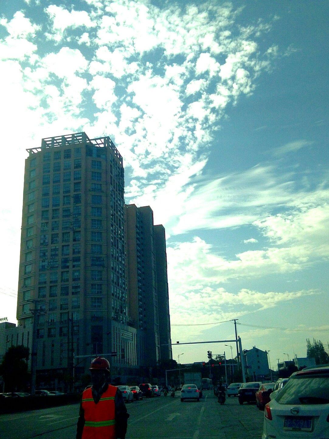 江苏省南通市如东县江海中路靠近中国工商银行(如东华荣支行)天气预报