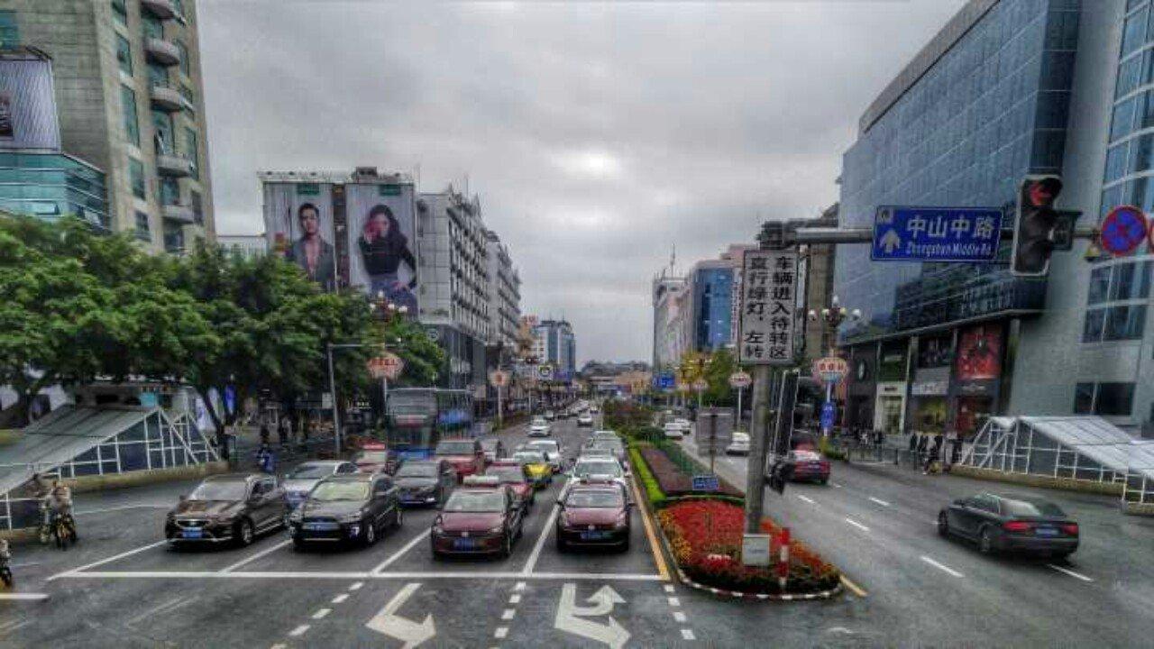 广西壮族自治区桂林市秀峰区秀峰街道中山中路310号柏曼酒店(桂林十字图片