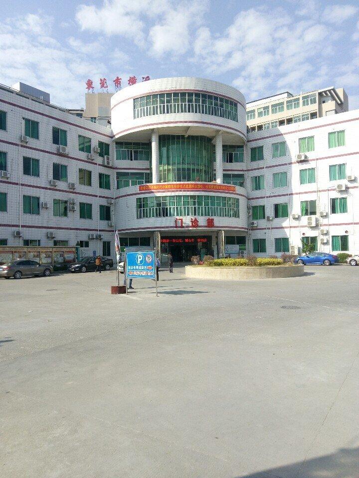 广东省东莞市天桥路靠近东莞市横沥人民医院天气预报