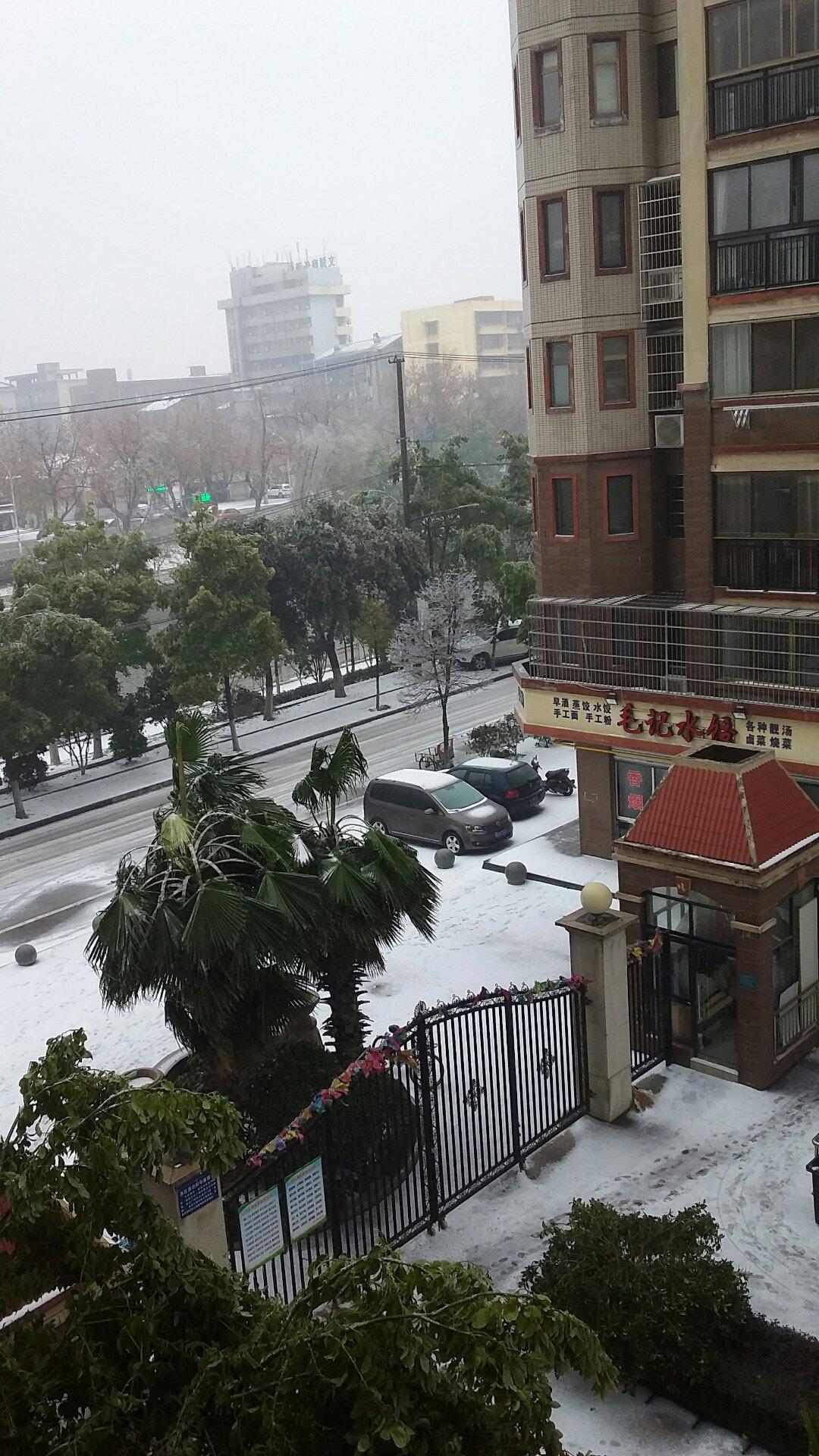 湖北省荆州市沙市区解放街道大庆路4医荆州市第一人民医院(西院)天气