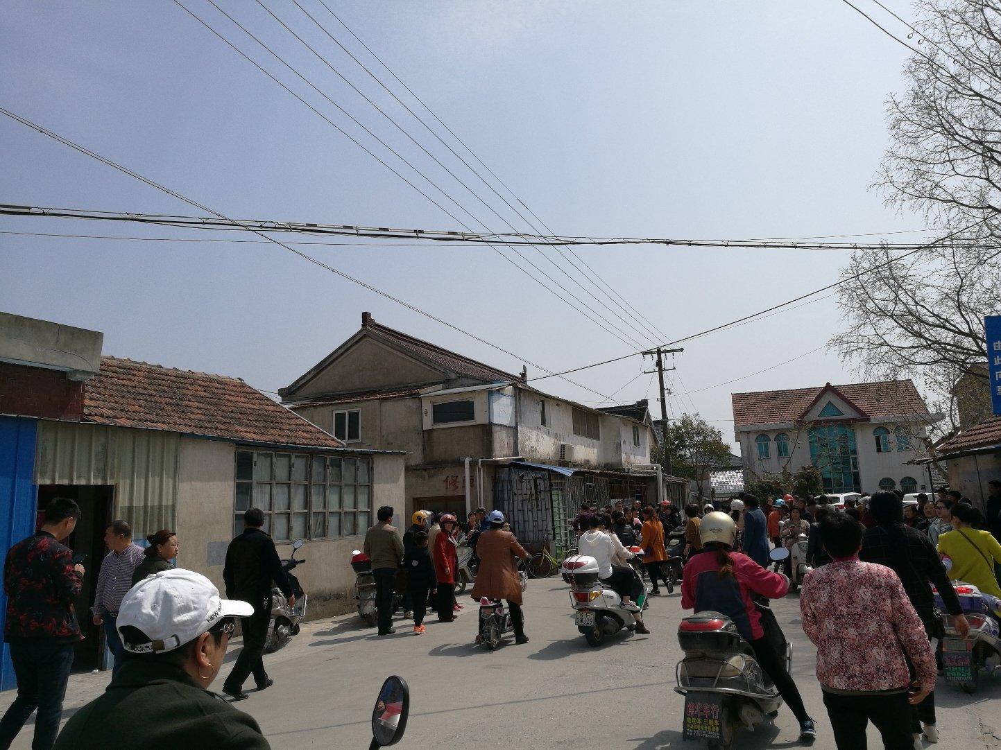 江苏省南通市如东县新建西路靠近丰利汽车站