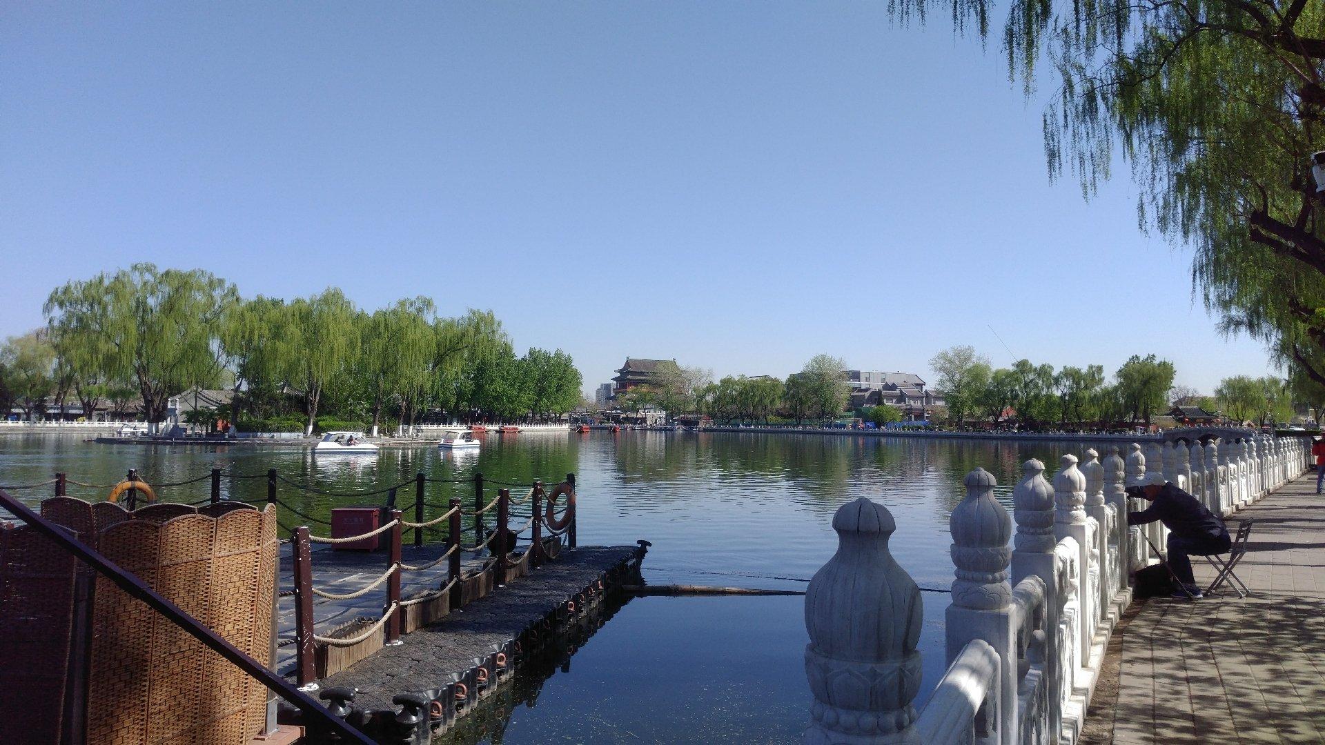 北京市西城区什刹海街道贤良祠天气预报