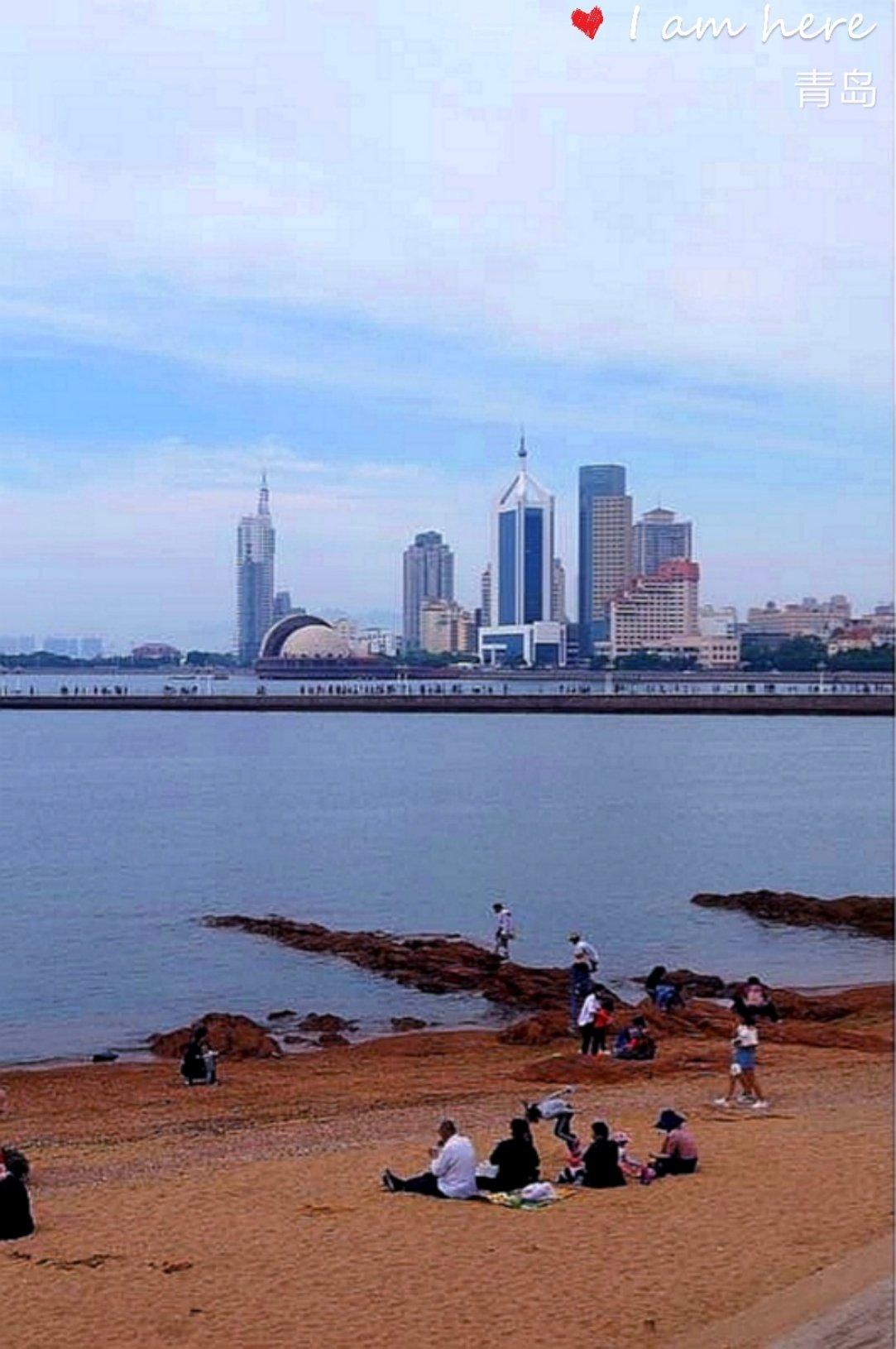 山东省青岛市市南区海滨随拍天气预报