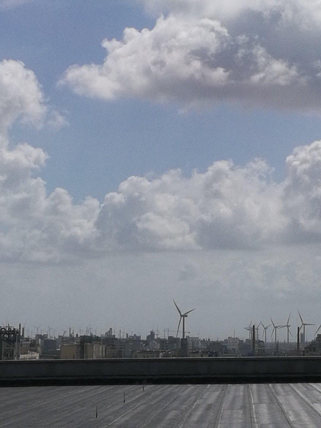 江苏省南通市如东县临海公路靠近跨港大桥天气预报