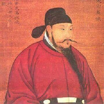 唐朝皇帝——唐太宗李世民