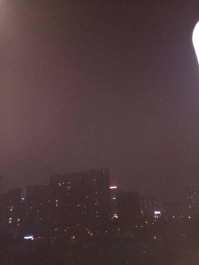 蜀山区蜀山区,多云,3℃,西风1级。