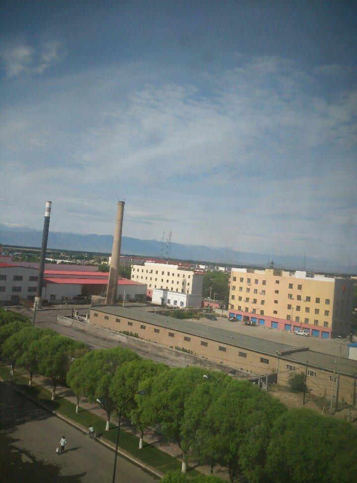 新疆维吾尔自治区双河市听说这个照片是双河市实景照片的第一张天气预报