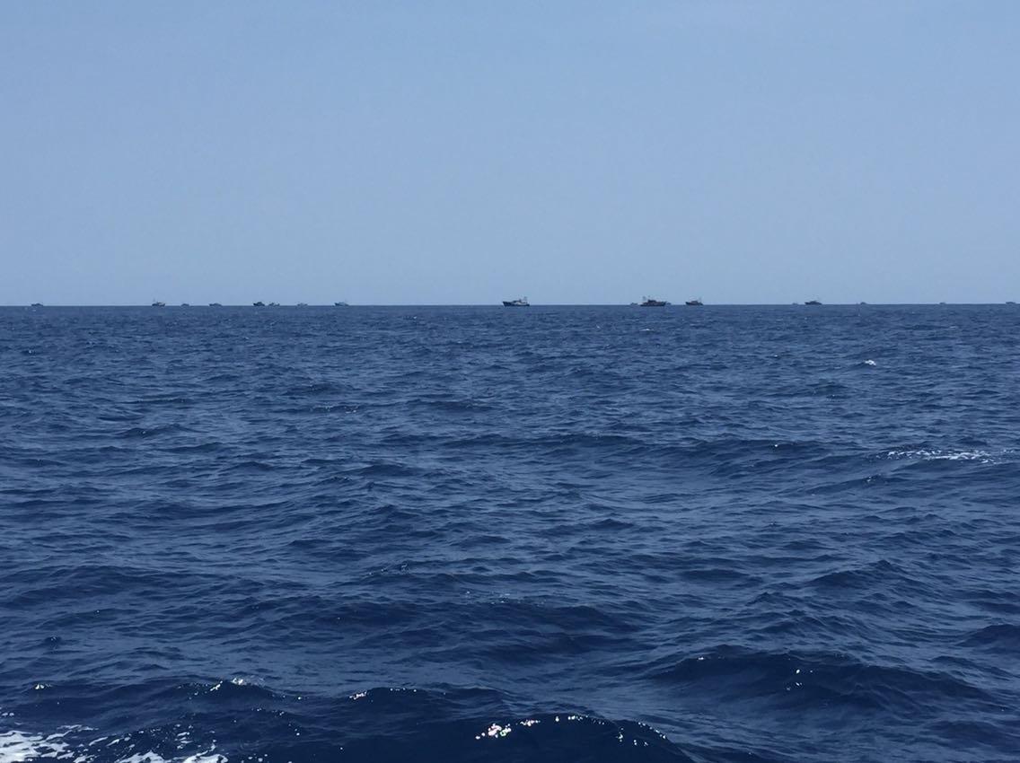 中沙群岛的岛礁及其海域天气预报