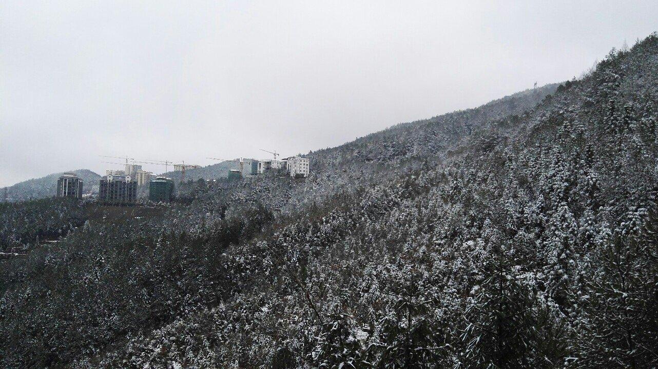 中国青龙瀑布万州大瀑布天气预报