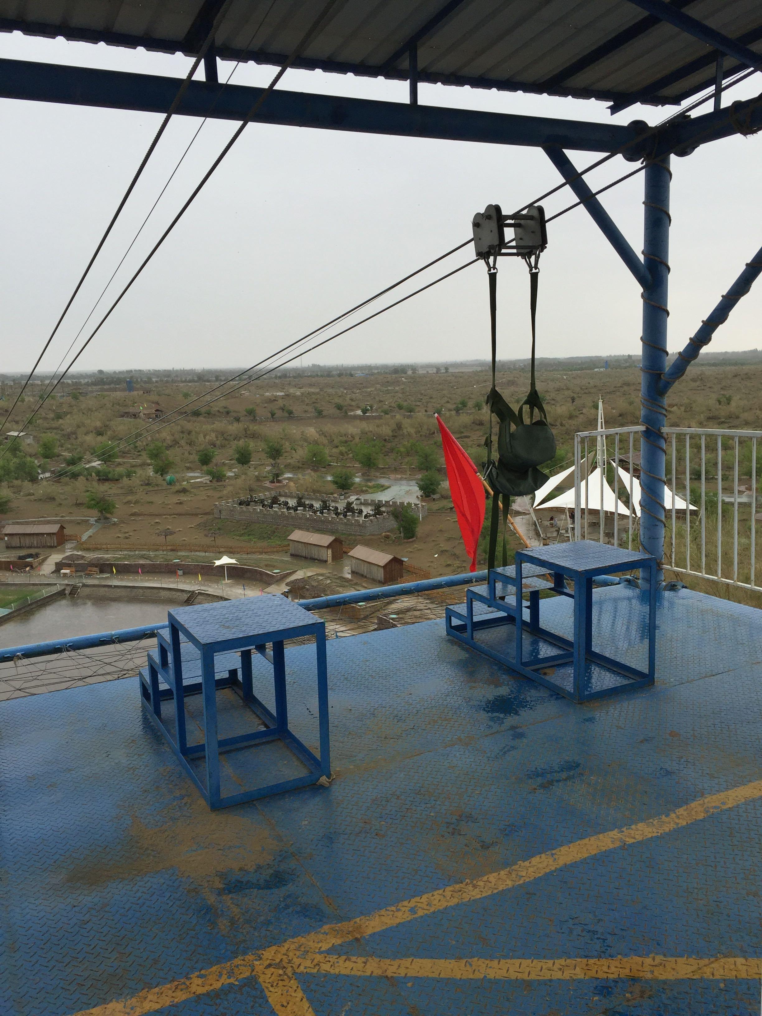驼铃梦坡沙漠生态景区天气预报