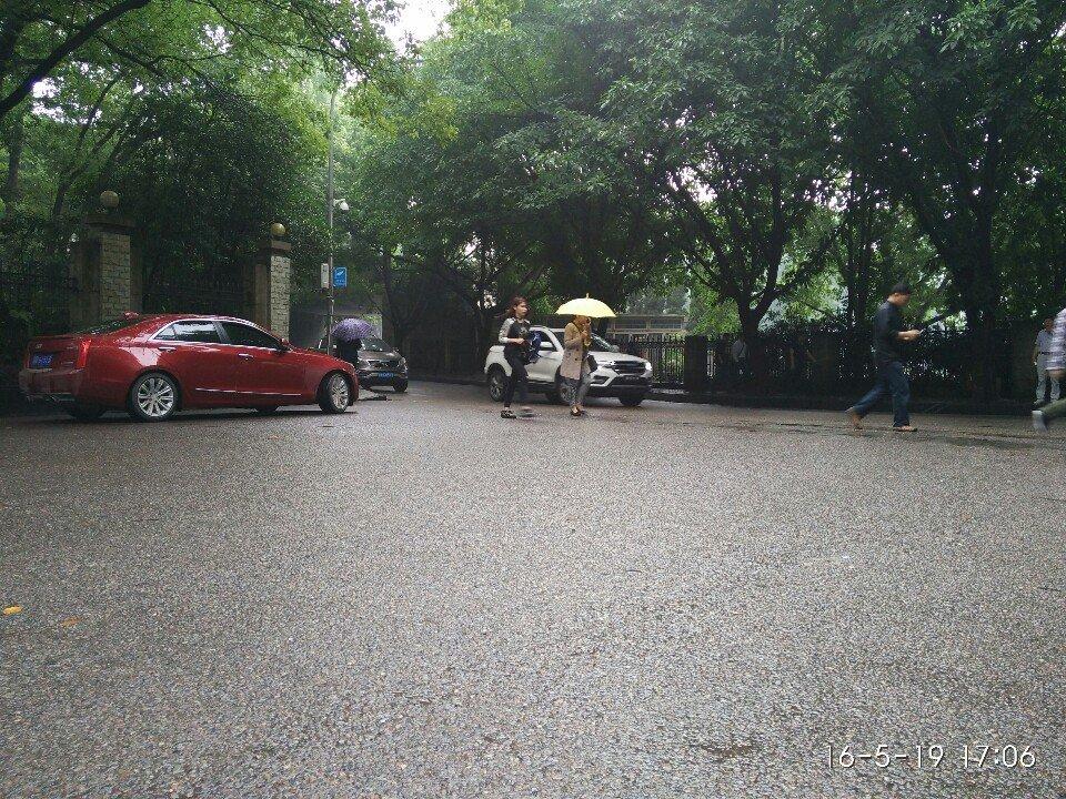 重庆市沙坪坝区壮志路靠近天圆火锅天气预报