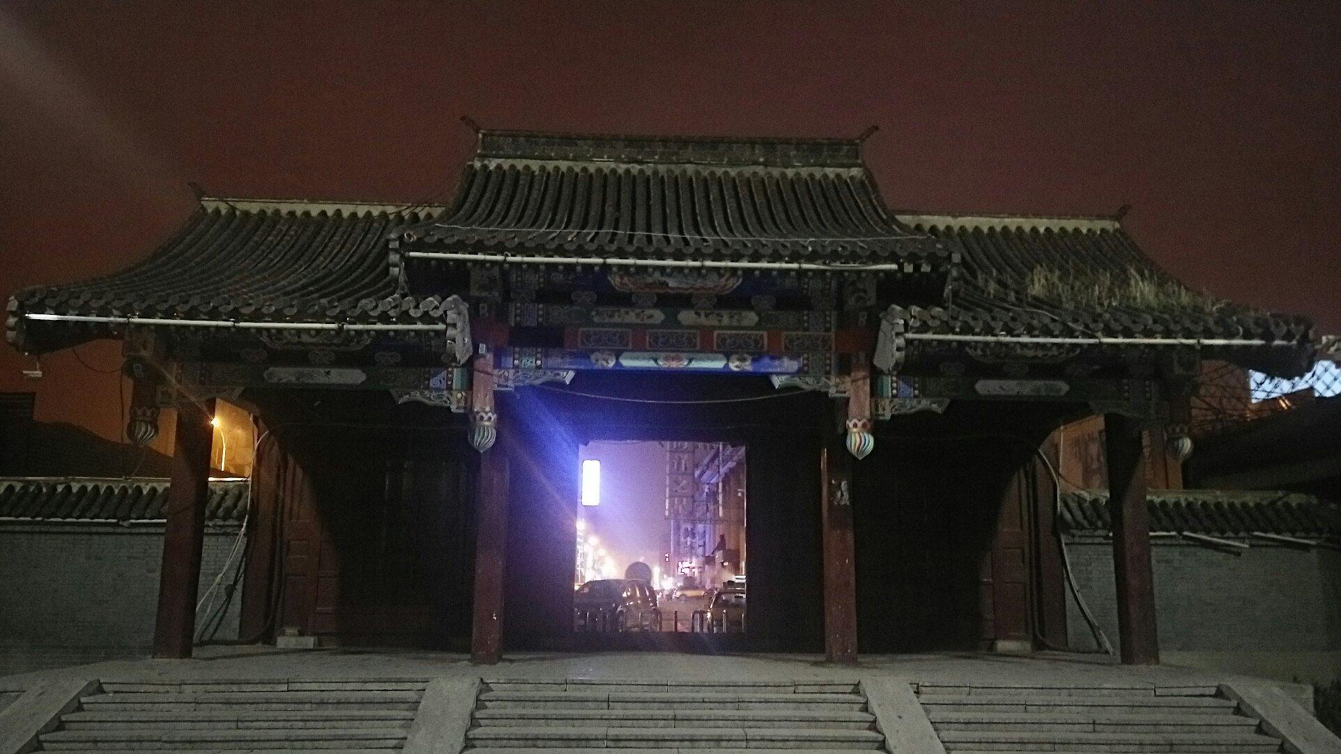 辽宁省锦州市古塔区南街靠近锦州市博物馆天气预报