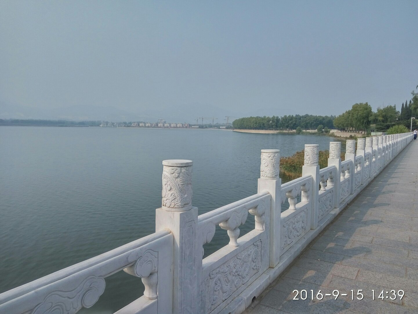 北京市房山区魏各庄路靠近北京青龙湖公园天气预报