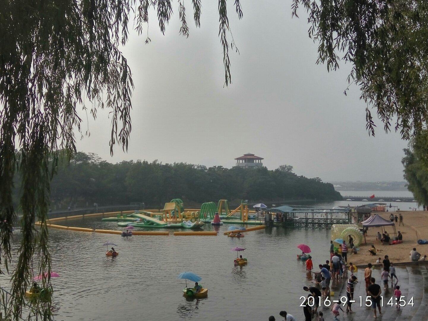 北京市丰台区魏各庄路靠近北京青龙湖公园天气预报