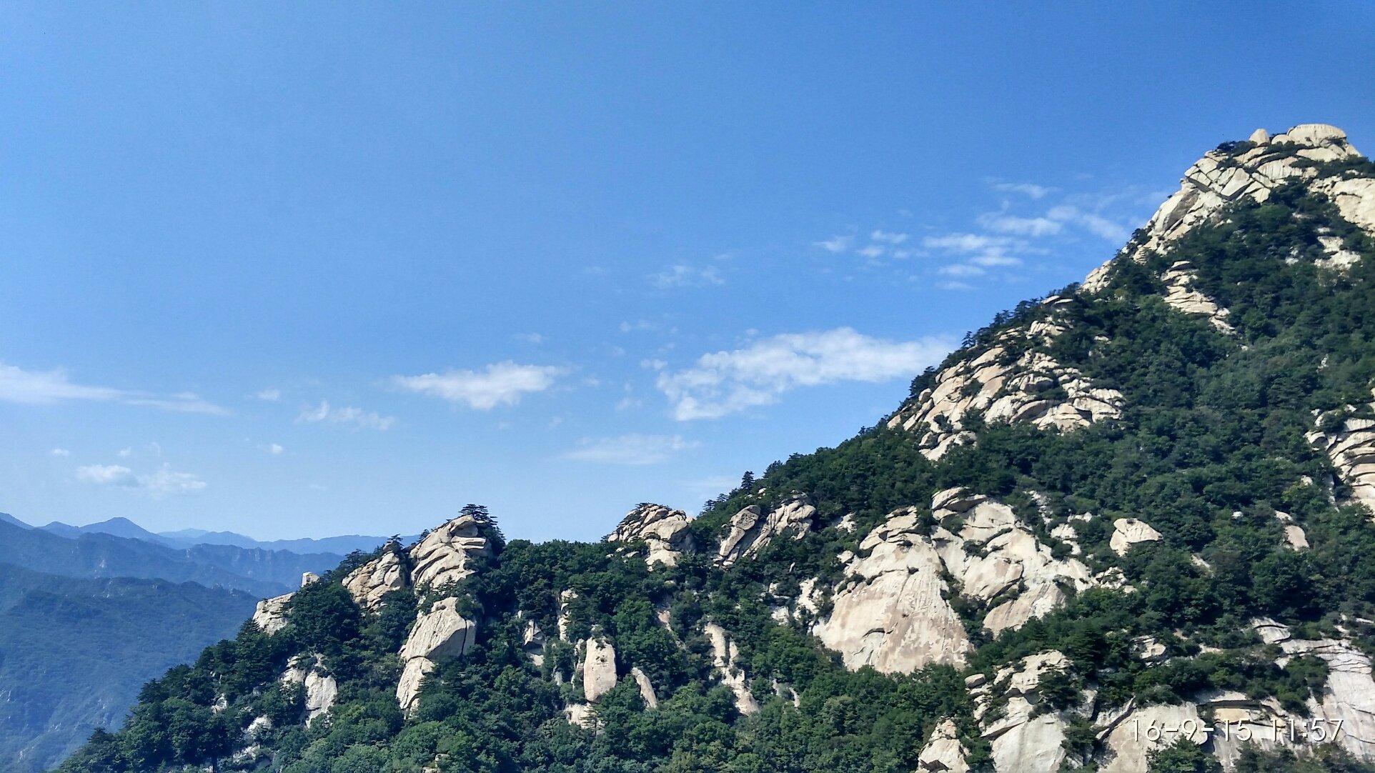 北京市密云区密云区规模蜂场云蒙山国家森林公园天气预报