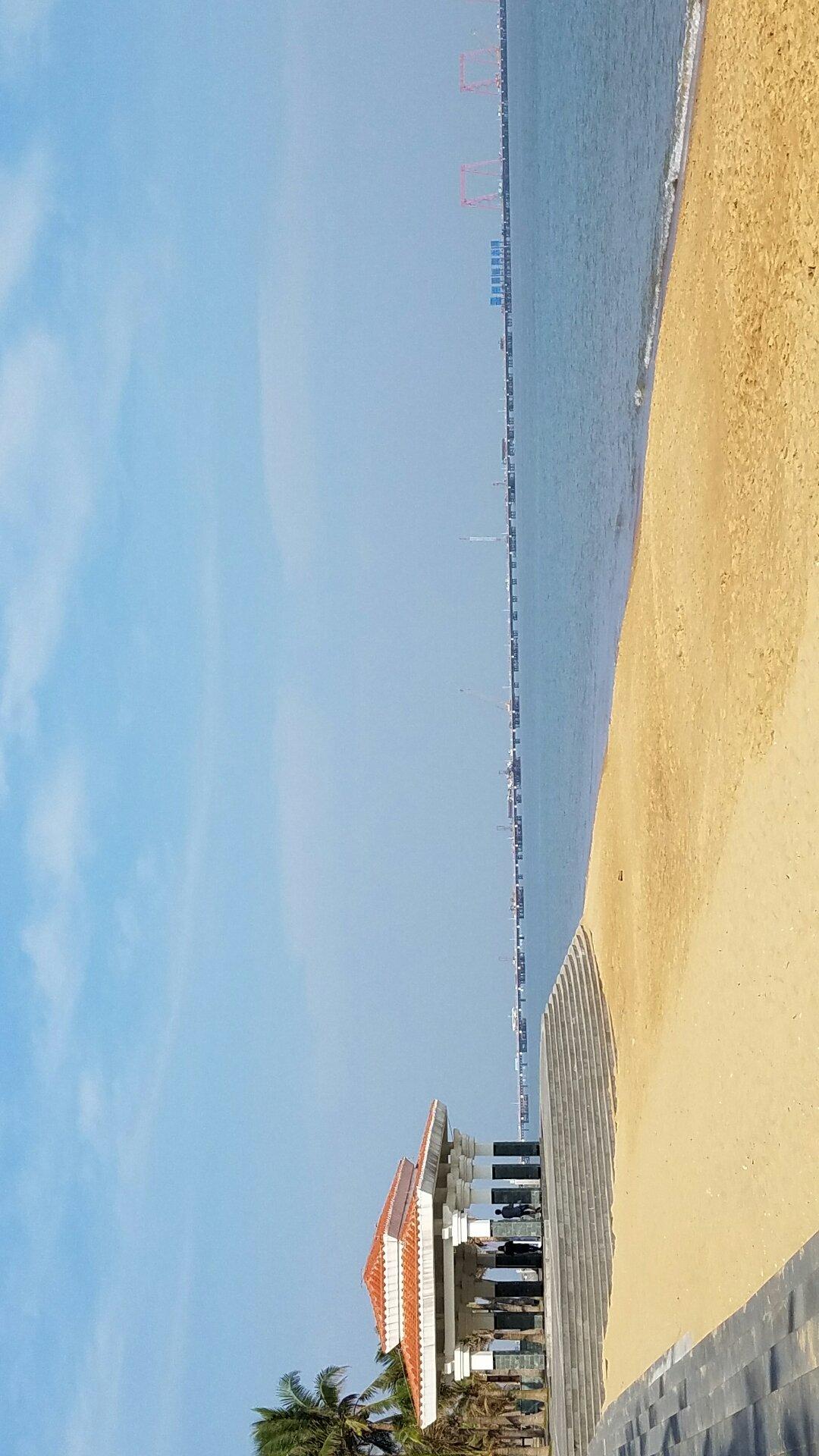海南省海口市秀英区滨海大道靠近海口假日海滩开发管理有限公司天气预报