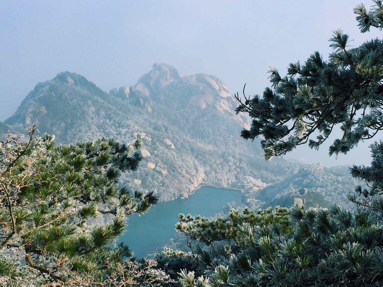 天柱山旅游区天气预报