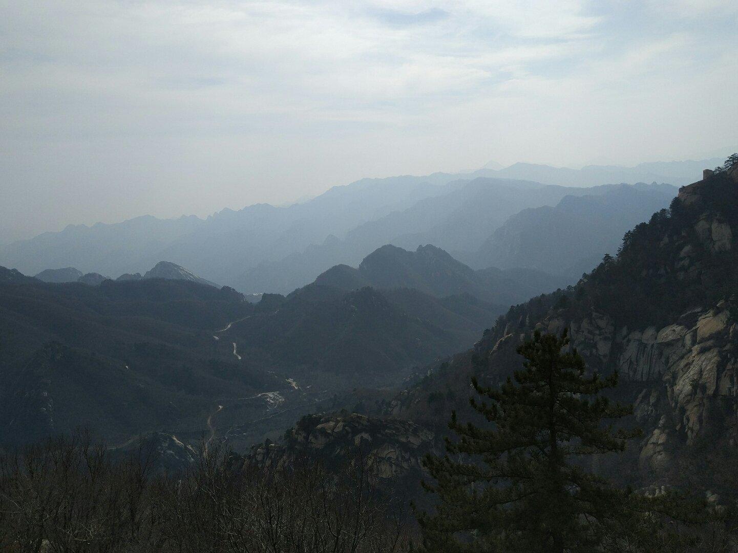 北京市密云区柳树底下云蒙山国家森林公园天气预报