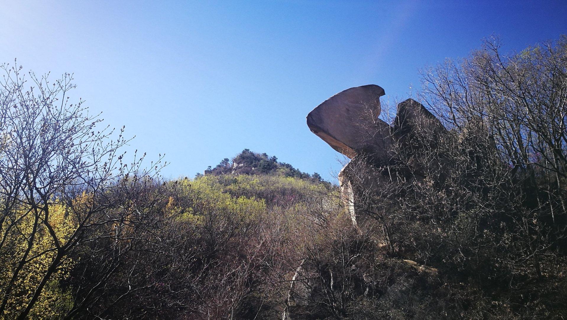 北京市密云区云蒙山云蒙酒家农家院云蒙山国家森林公园天气预报