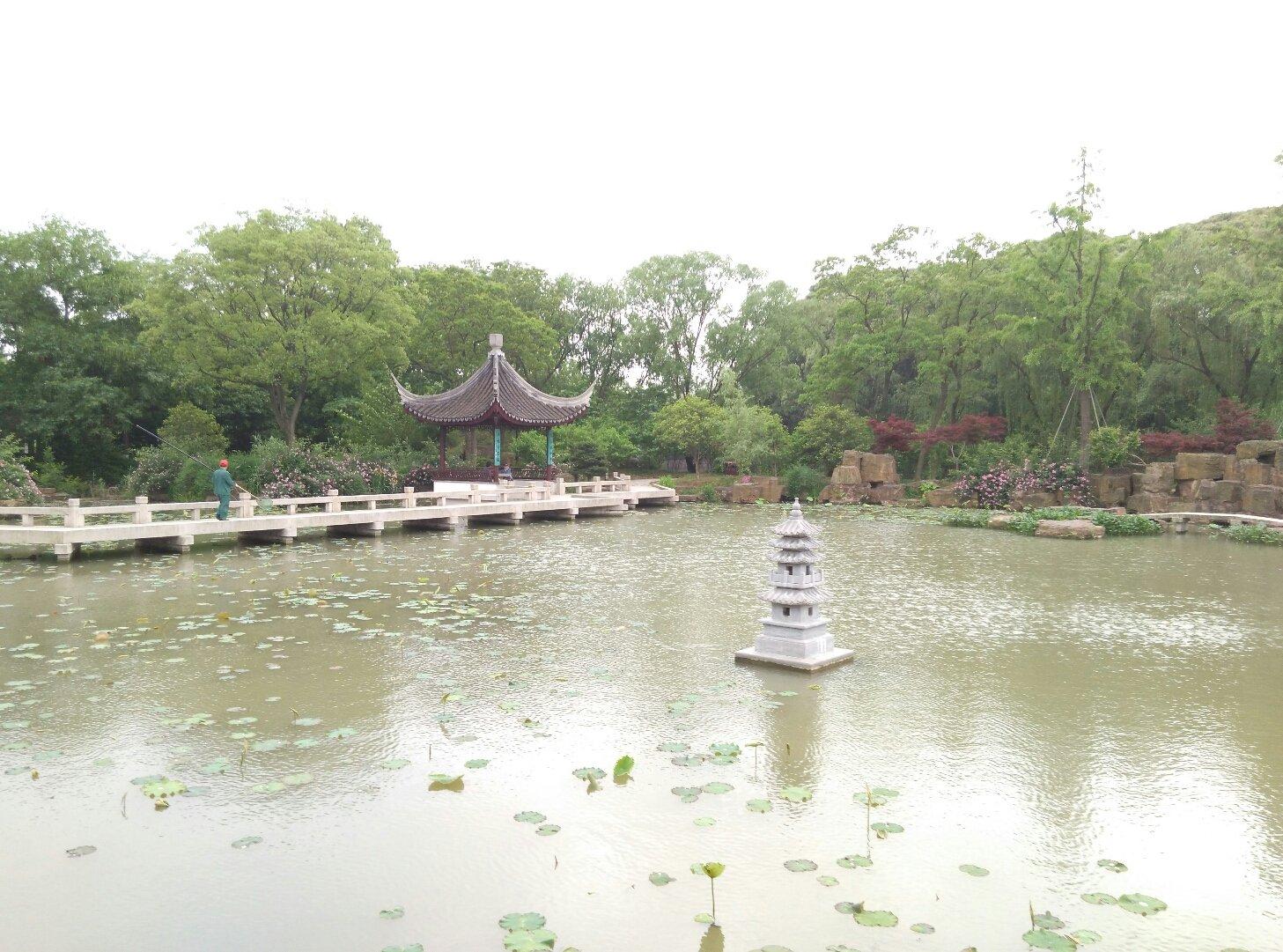 江苏省苏州市姑苏区城北西路靠近虎丘山风景区天气预报