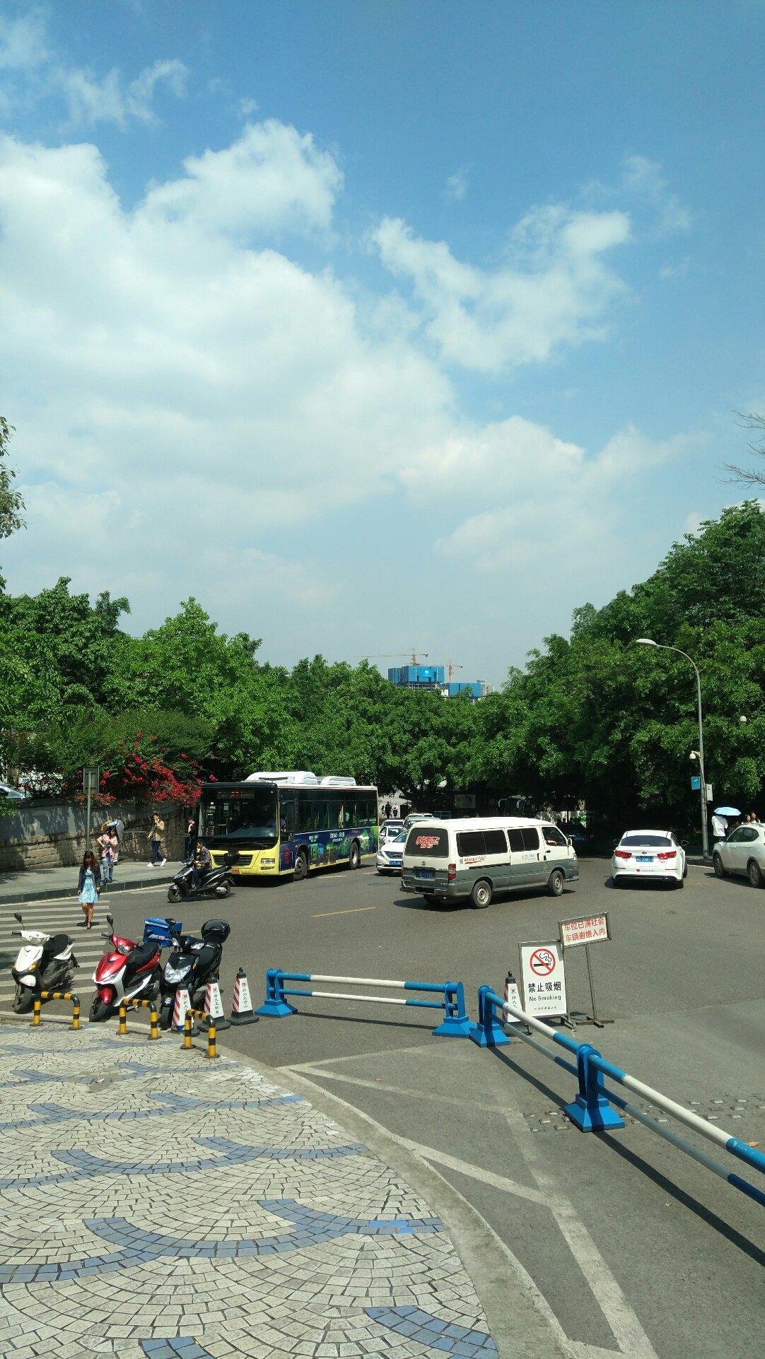 重庆市沙坪坝区壮志路靠近红岩魂陈列馆天气预报