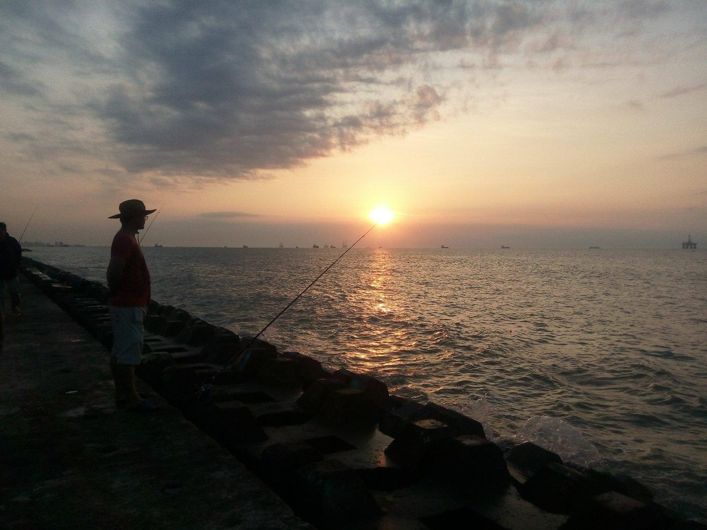 海南省中国雷琼世界地质公园海口园区白沙门海滩天气预报