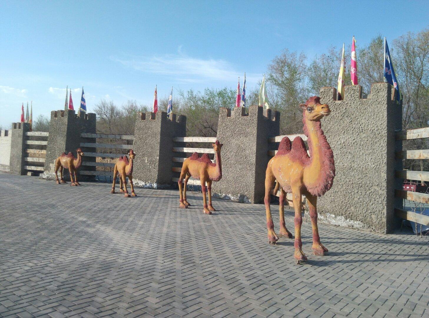 新疆维吾尔自治区昌吉回族自治州玛纳斯县兵团一五零团驼铃梦坡沙漠生态景区天气预报