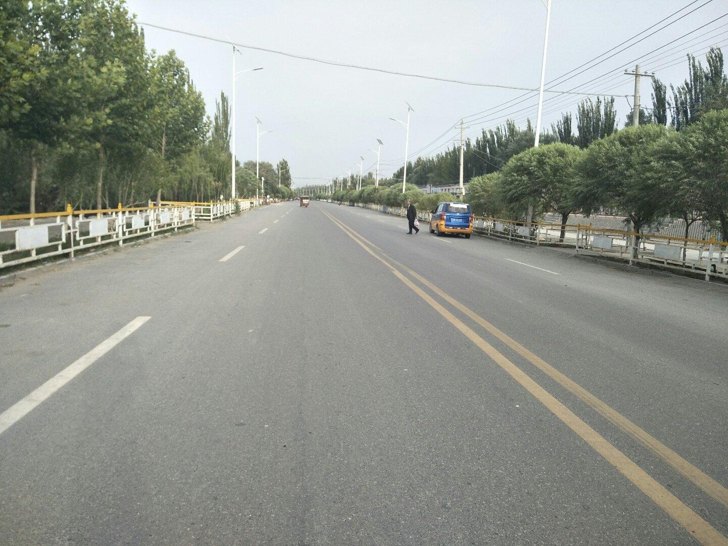新疆维吾尔自治区喀什地区岳普湖县310省道靠近铁力木乡中心卫生院天气预报